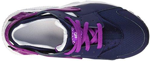 Nike 704951-404, Zapatillas de Trail Running para Niñas Azul (Midnight Navy / Hyper Violet-Blue Tint)