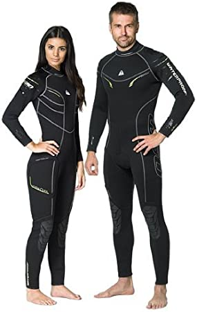 WETSUIT 6.5MM 2 PIECE MENS FJ AND TOP