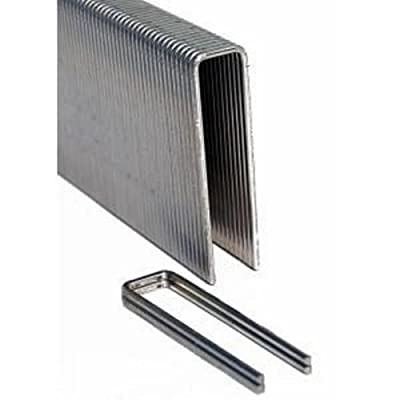 2 in. Leg x 1/2 in. Crown 15-Gauge Hardwood Flooring Staples (7,700 Bulk Pack)