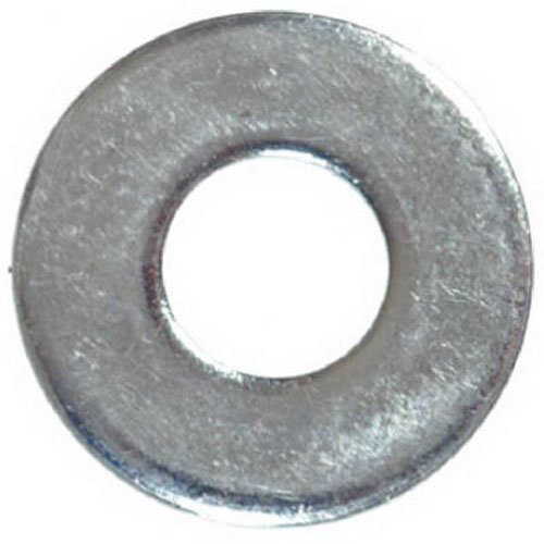 The Hillman Group 270061 Flat Zinc Washer, 3/8-Inch, 100-Pack