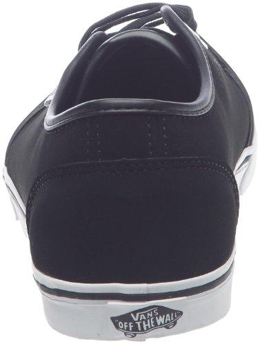 Sneaker Lp106 trwht Vans Unisex blk Adulto Vl89lg4 U wbk Noir gq5xtP7w5
