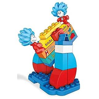 Mega Bloks Dr. Seuss Thing 1 & Thing 2 Tricks