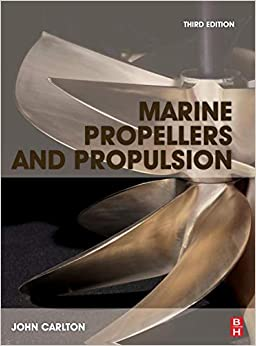 Marine Propellers and Propulsion 9780080971230 Mechanical Engineering at amazon