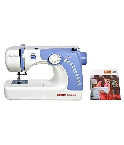 white sewing machine 940