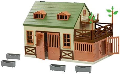 Terra Battat Wooden Hospital Playset