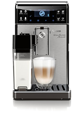 Saeco GranBaristo Avanti Super Automatic, Connected, Espresso Machine, Stainless Steel, HD8967|47