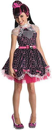 (Monster High Sweet 1600 Deluxe Draculaura Costume,)