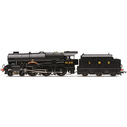 Hornby r3557 LMS 4–6 Royal Army Service Corps Scot Class Zug Modell Set