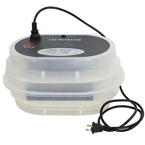 Automatic Digital Temperature Incubator Bird 7 Egg Incubator - 7
