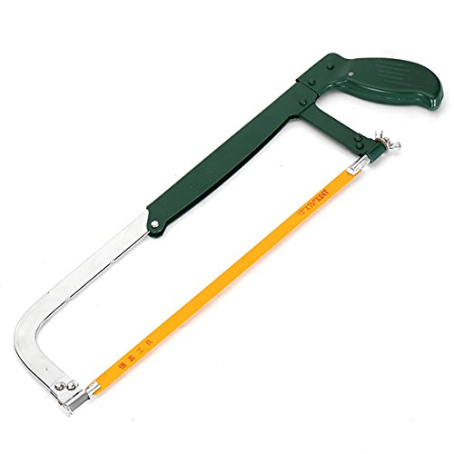 Pukido Multifunctional Hacksaw DIY Hand Saw Adjustable Saws
