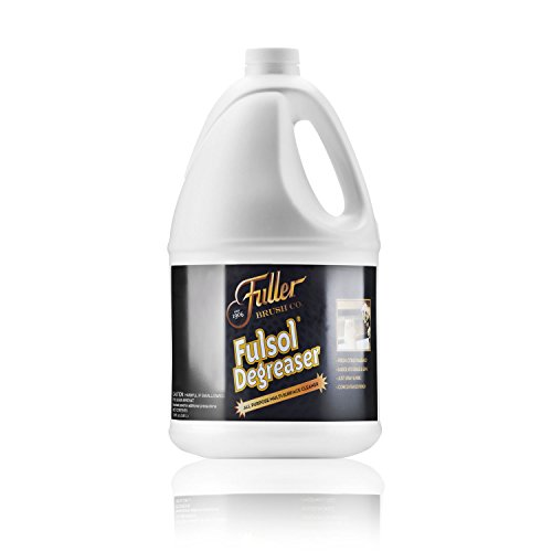 Phosphate Sponge Gallon - Fuller Brush 2X Power Fulsol – Dissolves Grease & Grime – Makes 60 Gallons of Cleaning Solution - 1 Qt.