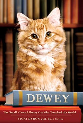 Dewey: The Small-Town Library Cat Who Touched the World (Best Coastal Towns In America)