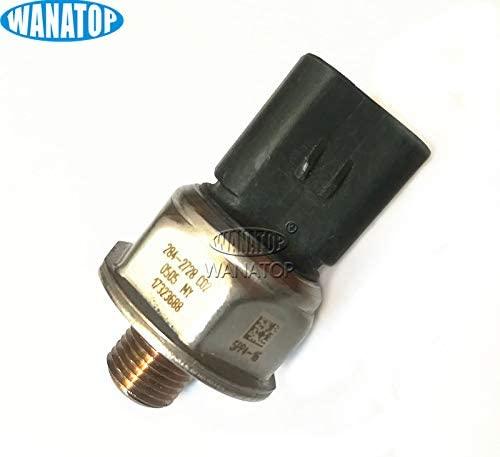 New Fuel Rail Pressure Sensor 284-2728 13145690 Fit for Caterpillar
