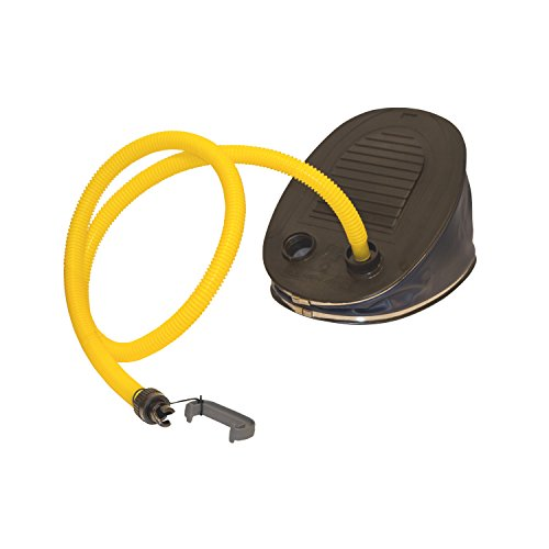 ALEKO BTPUMP High Pressure Foot Pump For Inflatable Boats And Camping Equipment
