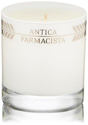 Antica Farmacista Platinum Round Candle, Orange Blossom, Lilac & Jasmine ,9.0 (Orange Blossom Jasmine Perfume)
