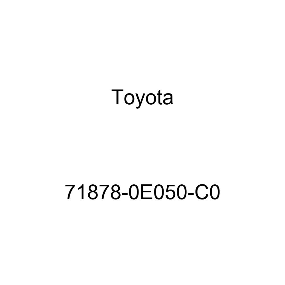 TOYOTA 71878-0E050-C0 Seat Reclining Cover
