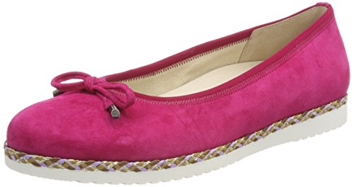 Gabor Women's Comfort Sport-Raglan Ballet Flats Multicolor (Pink Fl.pl.) best wholesale cheap sale prices low shipping fee online low price fee shipping sale online KYaDc