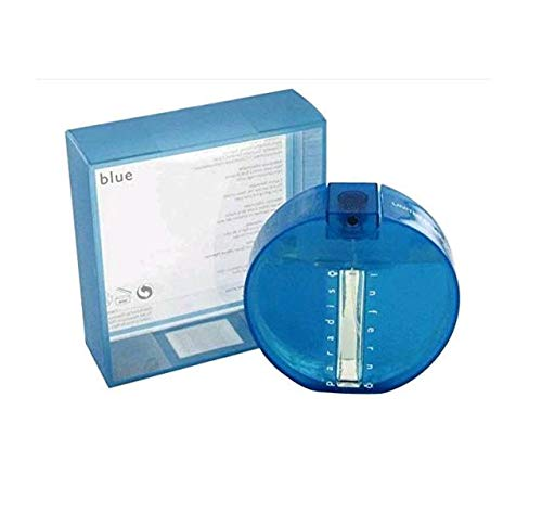 Blue by Benetton Paradiso Inferno EDT 6ML Miniature Perfume For Men (BLUE)