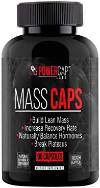 Mass Caps Hormones Laxogenin L Carnitine product image