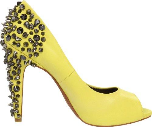 Sam Edelman - Lorissa1, Scarpa Con Tacco da donna, giallo (yellow), 39