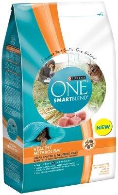 Purina O.N.E. 178610 4-Pack uno smartblend saludable metabolismo para gatos, 7-Pound: Amazon.es: Productos para mascotas