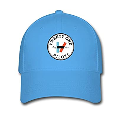 Fashion Baseball Cap Twenty One Logo Pilots Emotional Roadshow Cotton Snapback Hat for Men and Women