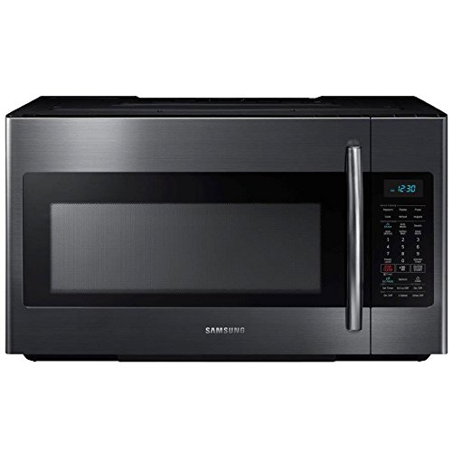 Samsung-ME18H704SFG-18-Cu-Ft-Black-Stainless-Steel-Over-the-Range-Microwave
