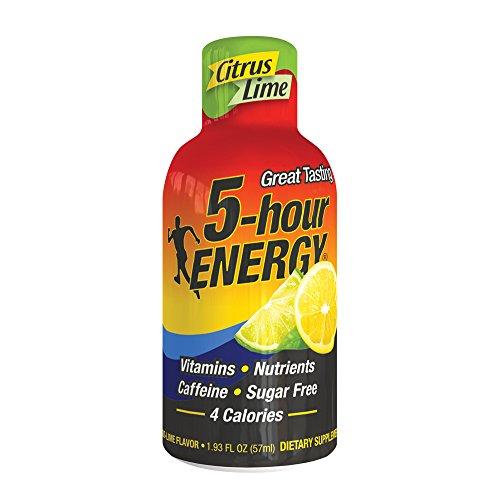 Regular Strength 5 hour ENERGY Shots