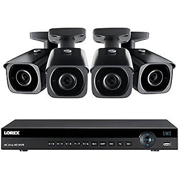 Amazon Com Lorex 8 Channel Nr9082 4k Security System