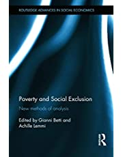 Poverty and Social Exclusion: New Methods of Analysis