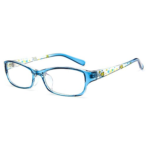 Fantia Kids Eyeglasses Stripe children Eyewear Student Glasses Age 3-12 - Kids Eyeglasses