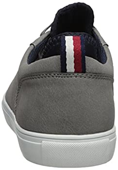 Tommy Hilfiger Men's Mcneil Shoe, Grey, 10.5 Medium Us 1