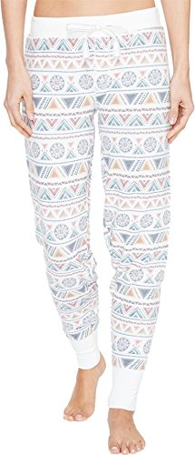 P.J. Salvage Women's Hello Sunshine Joggers Natural Pants