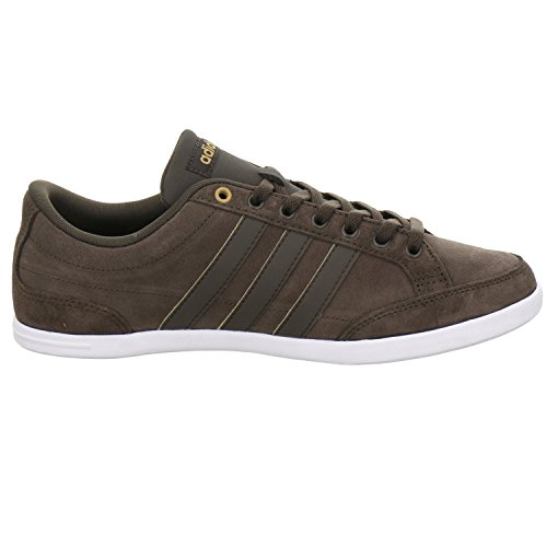 Adidas Unisex - Erwachsene - Sneaker Caflaire Braun (dunkel-braun)