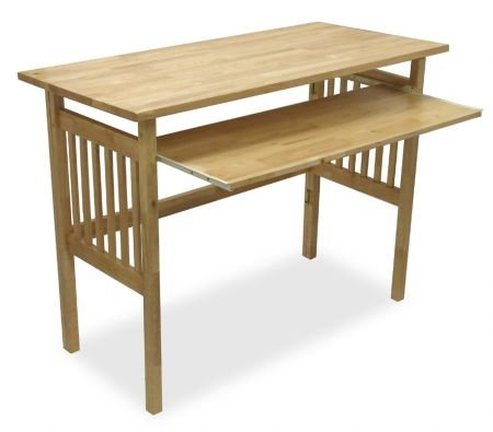 Charmant Foldable Beechwood Computer Desk   Winsome Wood Desk