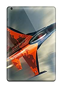 Forever Collectibles F 16 Fighting Falcon Fighter Aircraft Hard Snap-on Ipad Mini/mini 2 Case