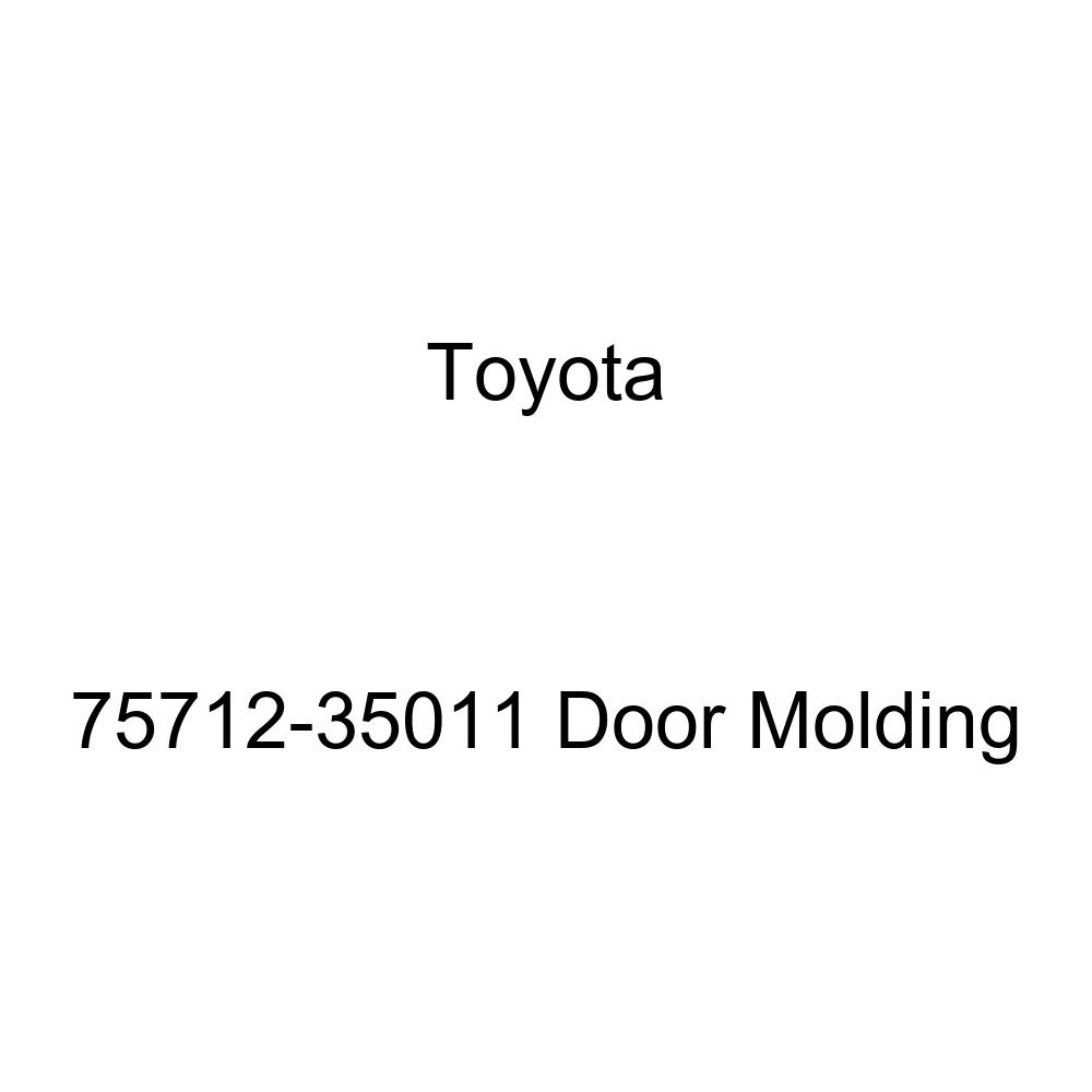 Genuine Toyota 75712-35011 Door Molding