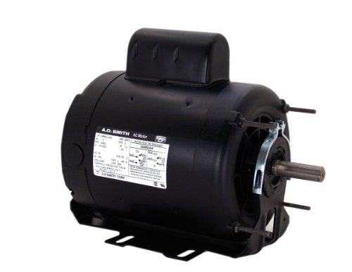 A.O. Smith C426V1 3/4 HP, 1725 RPM, 208-230/115 Volts, 56 Frame, ODP Enclosure, Ball Bearing Capacitor Start Motor Capacitor Start Motors 56 Frame