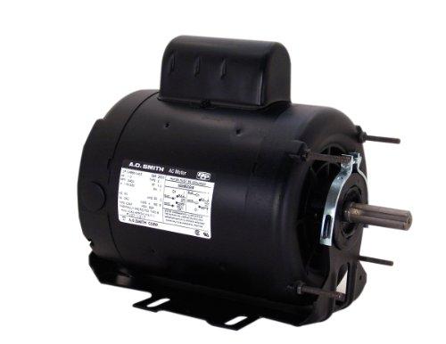 A.O. Smith C426V1 3/4 HP, 1725 RPM, 208-230/115 Volts, 56 Frame, ODP Enclosure, Ball Bearing Capacitor Start - Century Bolt 56 Thru Frame