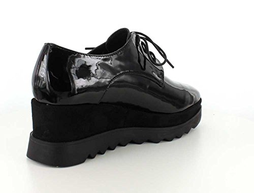 Round Toe Black Beckham Womens Shoes Clogs Wanted Patent vqwPI