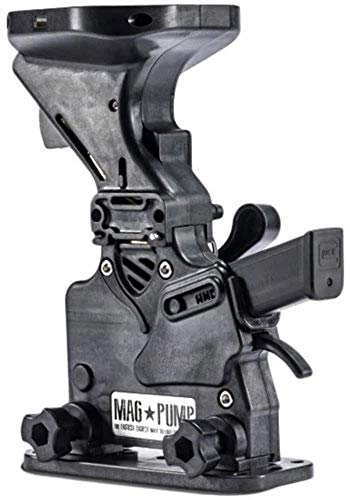 MAGPUMP 9mm - Modulaire pour magasins en Calibre 9mm (Adaptateurs pour Glock, SIG, Smith & Wesson, CZ, Ruger et… 1