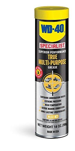 WD-40 Specialist Superior Performance True Multi-Purpose Grease, 14 OZ
