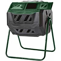 Deals on Exaco Mr.Spin Compost Tumbler 160 Liters/43 Gallon