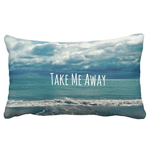 Ocean Themed Pillow