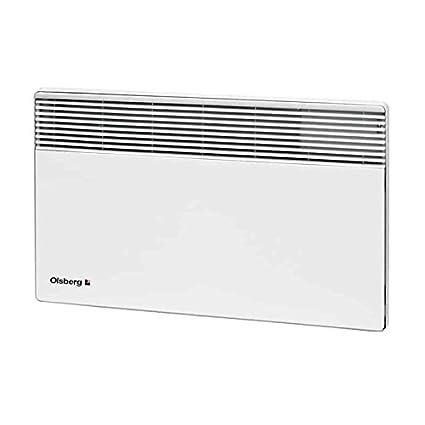 olsberg Corona – Calefactor – Convector de pared eléctrico Radiador salpicaduras Radiador