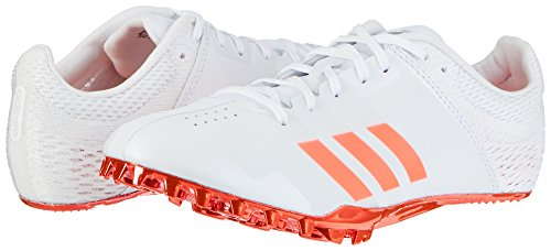 Metallic Finesse Solar Adizero Silver Adultes Adidas White Unisexe Chaussures Course Red Blanc De ftwr OTwwZUgx