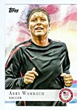 Abby Wambach 2012 Topps Olympic #93 (USA Womans Soccer)