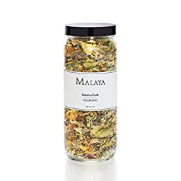 Malaya Organics Calming Botanical Bath Certified Organic
