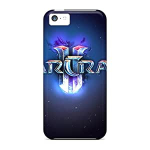 High Impact Dirt/shock Proof Case Cover For Iphone 5c (starcraft2)