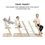 Tripp Trapp by Stokke Adjustable Wooden Hazy Grey